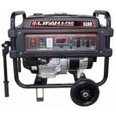 Бензиновая электростанция LIFAN S-PRO 3200