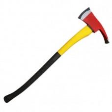 Топор-мотыга с фиберглассовой ручкой.