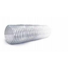Воздуховоды из ПВХ, армированные стальной спиралью