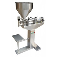 Настольный поршневой дозатор для жидких продуктов LPF-1000T