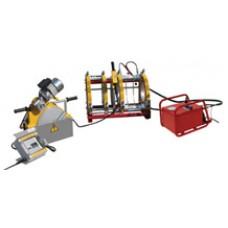 SP315 - комплектная машина для сварки напорных полимерных трубопроводов, в том числе газопроводов.